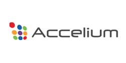 Accelium logo