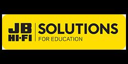 JB Hi-Fi Solutions logo