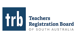 Teachers Registration Board of South Australia logo